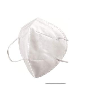 Quality Breathable Disposable Civil Grade 5 Ply Adult KN95 Mask for sale