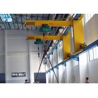 China Electric Wall Slewing / Wall Mounted Jib Crane With Chain Hoist BB Model on sale