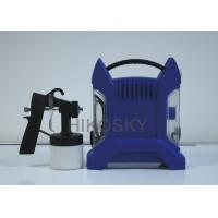 Quality Professional Mini HVLP Turbine Pump Sunless Spray Tanning Machines With A Fine Mist for sale