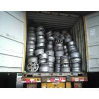 China aluminum wheel scrap on sale