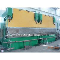 Quality Heavy Duty Cylinder Hydraulic Press Brake Machine For Steel Beam for sale