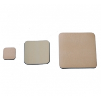 Quality Laminated with PU Film wound Foam Dressing for elbow use or for trachea cannula use for sale