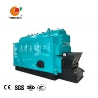 Quality DZH/DZL Series Fire And Water Tube Boiler , Wood Pellet Coal Fired Steam Boiler for sale