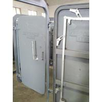 Quality Single Handle Quick Opening Marine Weathertight Ship Hatch Door / Boat Steel Door for sale