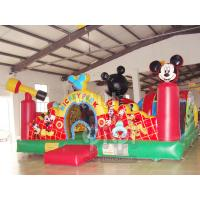 Buy Mickey Park Inflatable Playground at wholesale prices