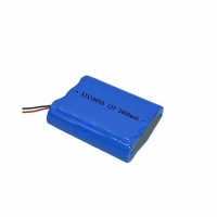 Quality 18650 LG 12V 2600mAh 31.2Wh Lithium Ion Battery Pack for sale