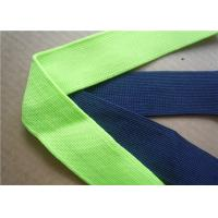 Quality Decorative Grosgrain Ribbon / Cotton Satin Ribbon Embroidery for sale