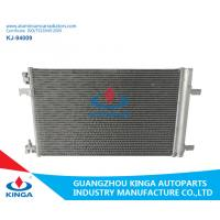 China Brazed A / C Aluminium Car Radiators for Chevrolet Cruze / Opel Astra OEM 1850135 on sale