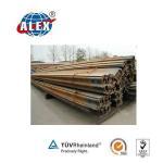 Quality BS 75A/90A/100A Railway Steel Rail for sale