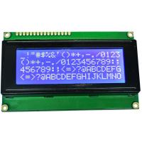 Quality STN Blue Negative LCD Display Module 98.0x60.0x14.0 For Communication Equipment for sale