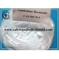 Quality Raw Testosterone Powder Muscle Building Steroids Nandrolone Decanoate Steroids CAS 360-70-3 for sale