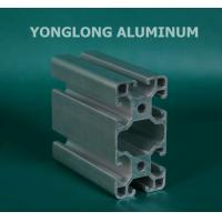 Quality T52  Rectangle Machined Aluminium Profiles High Structural Stability for sale