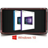 Quality Online Activation Microsoft Windows 10 FPP With Multi Language Supported for sale