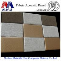 Quality Fabric Soundproof Acoustic Material For Auditorium for sale