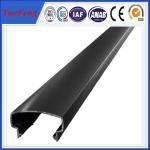 Quality Handrail anodized aluminum factory/ models railings for balconies/ aluminium handles profi for sale