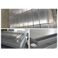 Quality Foam Molding 7075 Aluminum Plate , T7651 6 Gauge Aluminum Sheet AlZn5.5MgCu for sale