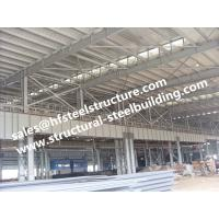 Quality Pre-engineered Building Workshop Construction for sale