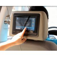 """Quality Embeded In Headrest 7"""" Taxi Touch Screen Advertising Mount To The Headrest for sale"""