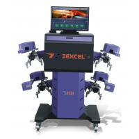 Quality Robot CCD Computerized Wheel Aligner E312+ With Parking Camera for sale