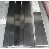China Construction Use Hot Rolled 316L SS Flat Bar 50mm x 10mm x 6000mm on sale