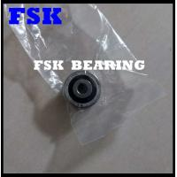Quality Low Noice SG20-2RS U Groove Pulley Ball Bearings Track Roller Bearing 6 x 24 x 11mm for sale
