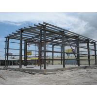 Quality Pre Engineered Steel Structure Frame for sale