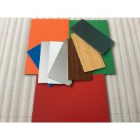 Buy Pearl Black PVDF Coated Aluminium Sheets High Impact Resistance For Construction at wholesale prices