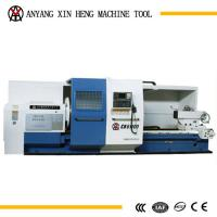 Buy CKJ61125 spindle bore 130mm high precision cnc automatic lathe machine price at wholesale prices