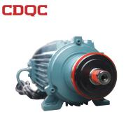 China Universal Induction Electric Motor Low Speed Drive By Pulley Motor on sale