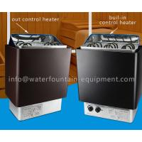 Quality Electric Sauna Heater Steam Room Equipment 4.5KW 60HZ With CON4 Controller for sale