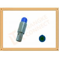 Quality Plastic Male Plug Push Pull Connector 6 Pin Changke Over 15 Years for sale