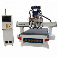 3D Furniture Main Door CNC Router Wood Carving Machine Cnc Router Engraver