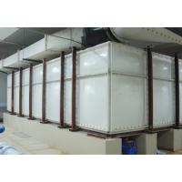 China Glass steel water tank on sale