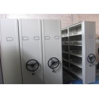 Quality Customized Office Metal Movable Filing Cabinet Files Storage Rack for sale