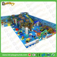 CE Approved Kids Soft Indoor Playground Equipment, Indoor Play Centre, Toddler Area for family entertainment center for sale