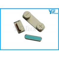 Buy cheap Apple Iphone Spare Parts For Iphone 5s 3 In 1 Complete Button Original from wholesalers