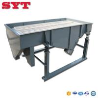 Best price linear Vibrator Screen/ sieve/ sifter machine for granule for sale