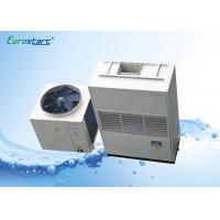 Quality Rotary Compressor Packaged Air Conditioner Free Blow Ducted Type For School for sale
