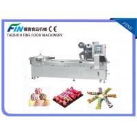 China High Speed Full Automatic Candy Packing Machine For Lollipop on sale