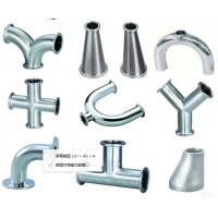 Quality Mirror polished sanitary stainless steel pipe fitting Material 304,316-Accesorios sanitarios for sale
