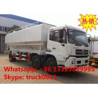 Quality factory sale electronic auger bulk feed tank truck for animal, poultry farm, stock-live for sale