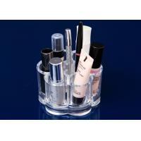 Quality Clear Injection Jewellery Display Stands , Decorative Plastic Organizer Tray for sale