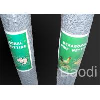 Quality Galvanized Metal Chicken Wire In Roll Used For Poultry Fencing for sale