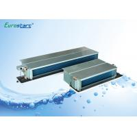 Quality Four Pipe Type Chilled Water Fan Coil Units With Backward Return Plenum for sale