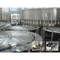 Quality PET Bottle Water Filling Machines Bottling Line With Plastic Screw Cap for sale