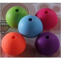 Quality silicone ice sphere for cocktails wine ,cute shape silicone ice pop maker for sale