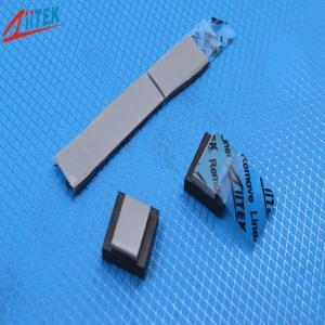 3.05g/Cc Gap Filler Pads Thermally Conductive RDRAM Memory Modules High Performance