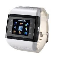 Quality Q6 Multi Colors Wrist watch phone with Camera, Bluetooth, rechargeable Li-ion battery for sale