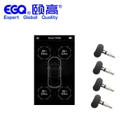 China 2.4Ghz Car Tire Pressure Monitoring System on sale