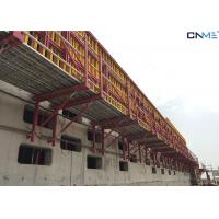 Quality Simple Moving Cantilever Scaffolding System , Hanging Scaffolding Systems for sale
